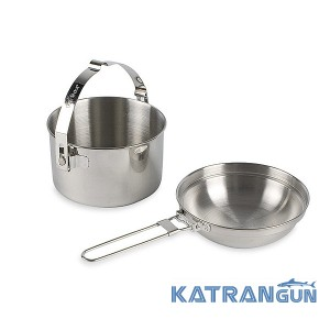 Набір туристичного посуду Tatonka Kettle 4.0