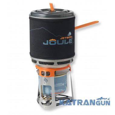 Потужний газовий пальник JetBoil Joule Group Cooking system