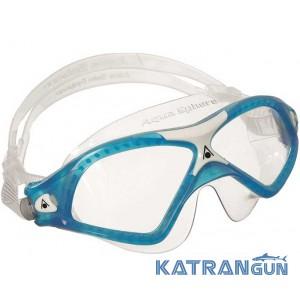Очки-маска для бассейна Aqua Sphere Seal XP 2; линзы прозрачные
