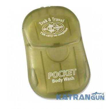 Туристическое мыло Sea to Summit Pocket Body Wash