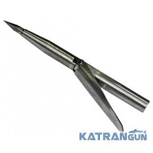 Подводное ружье наконечник со сменным жалом Фирменный №5