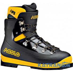 Альпинистские ботинки пластиковые Asolo AFS 8000 MM