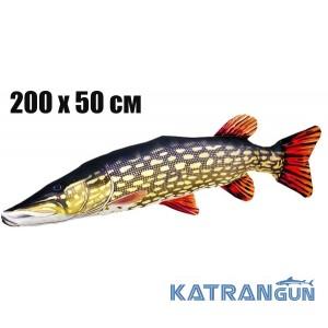 Подушка-игрушка Mega Щука (200х50 см)