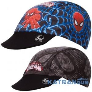 Двусторонняя кепка для супергероев BUFF SUPERHEROES CHILD CAP