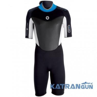 Мужской мокрый гидрокостюм AquaLung Mahe 3 мм