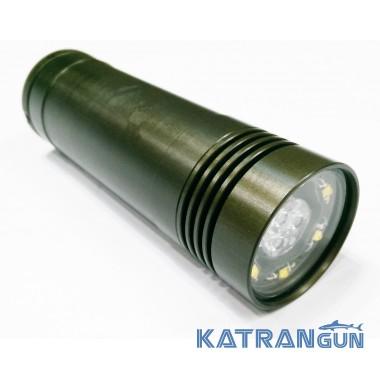 Мощный фонарь для подводной охоты Днепр