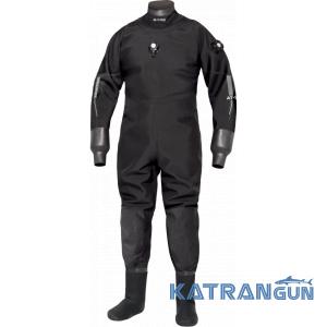 Сухий гідрокостюм Bare Aqua Trek Pro Dry Mens чорний