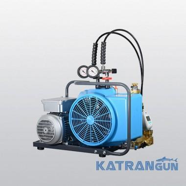 Электрические компрессоры высокого давления Bauer Junior II W (двигатель переменного тока)