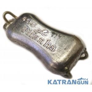 Быстросъёмный груз 0,5 кг; закруглённый; с D-кольцом