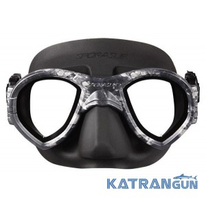 Маска для подводной охоты Sporasub Mystic BlackMoon