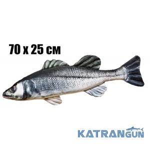 Подушка-игрушка Морской окунь (70х25 см)