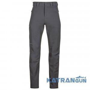 Брюки з тканини софтшелл Marmot Men's Scree Pant Long, Slate Grey