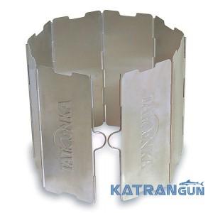 Ветрозащита для  горелки Tatonka Faltwindschutz 8tlg
