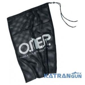 Сітка для підводного полювання Omer Black, 40x60 см