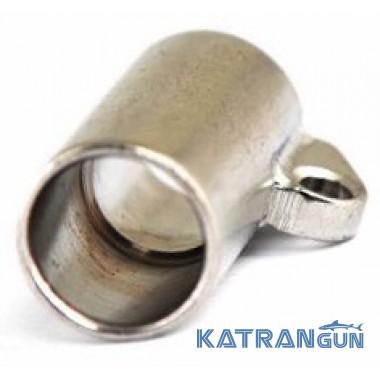 Скользящая втулка с гидротормозом Katrangun, титановая, 8мм