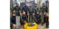 Тренування нирки на комфорті 14м фридайвинг і підводне полювання навчання