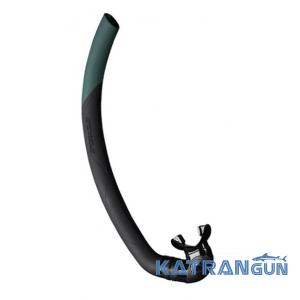 Трубка для подводного плавания Sporasub Breeze;  чёрный загубник