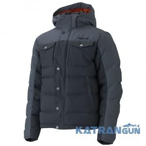 Мужской пуховик Marmot Fordham Jacket, Steel Onyx