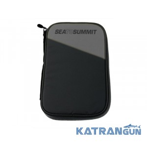 Гаманець для подорожей Sea to Summit Travel Wallet  (Black, M)