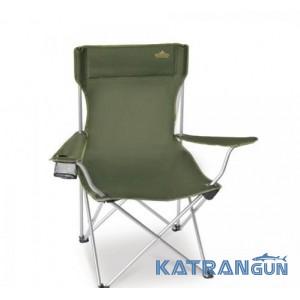 Раскладной стул для туризма Pinguin Fisher Chair, Green