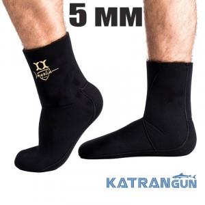 Шкарпетки підводного полювання Marlin Yamamoto Anatomic Duratex 5 мм