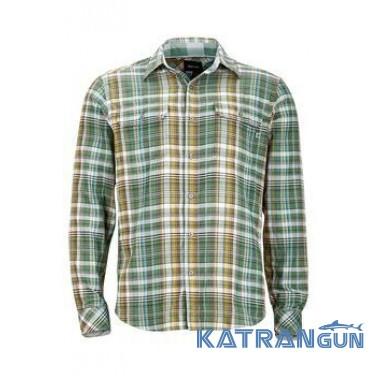Рубашка мужская Marmot Montrose LS