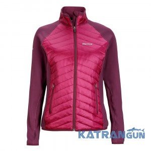 Удобная куртка Marmot Wm's Variant Jacket, Magenta/Dark purple