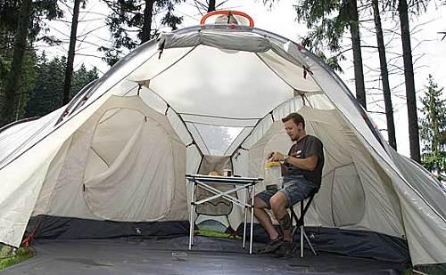 Палатка Vaude Badawi Long
