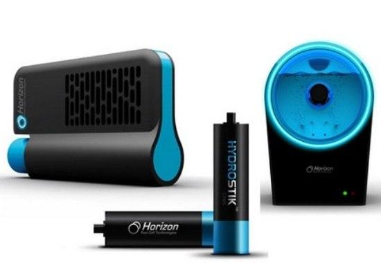 зарядное на водороде