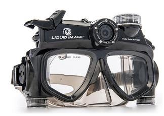 Маска с камерой Liquid Image Scuba Series HD 324/325
