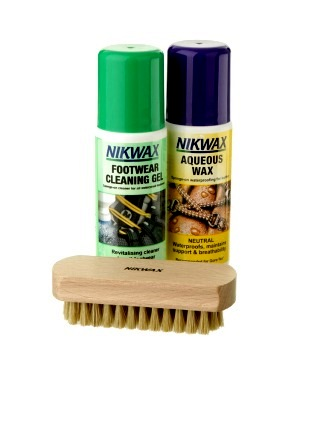 Продукция NIKWAX Waterproofing